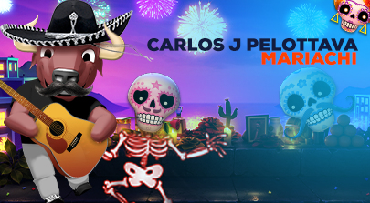 Carlos j pelottava mariachi