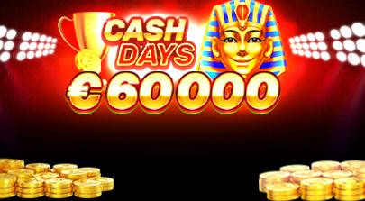October 60K CashDays