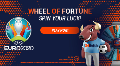 EURO 2020 Wheel of Fortune