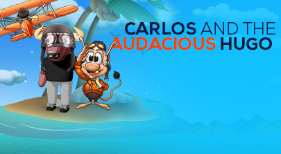 Team up with Carlos and Hugo tonight