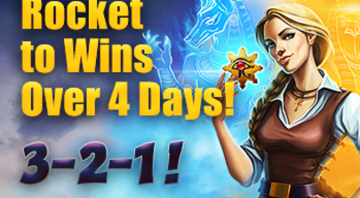 Countless FreeSpins and cash await!