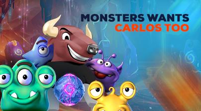 Monsters wants Carlos too