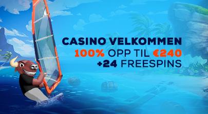 Har du hørt noe om Casino Velkommen?!