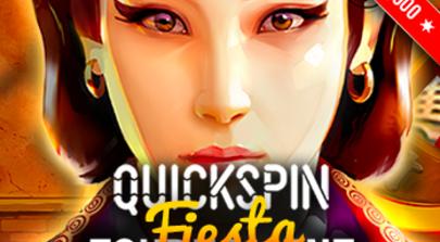 €50K Quickspin Network Tournament