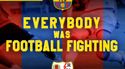 Everybody was Football Fighting!