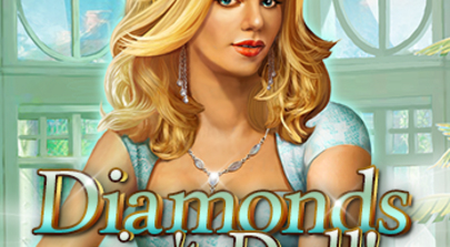 This new game's got a cute dog, diamonds and a totally wild Señorita