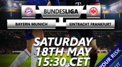 The Bull goes Bundesliga this Saturday!
