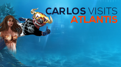 Join Carlos on an underwater adventure!