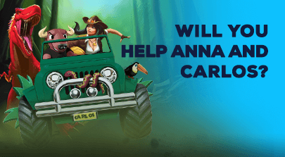 Will you help Anna and Carlos?