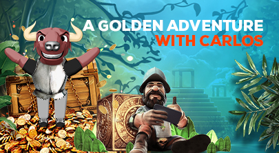 A Golden adventure with Carlos