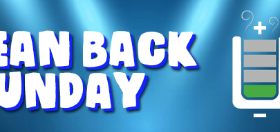 Lean Back Sunday